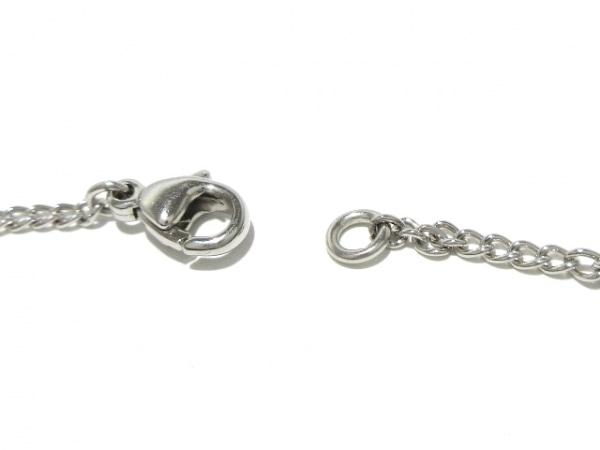 CHANEL(シャネル) ネックレス美品  金属素材 シルバー ココマーク