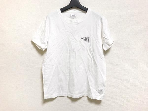 CRIMIE(クライミー) 半袖Tシャツ サイズM メンズ美品  白×黒