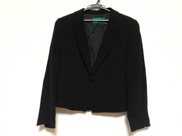 CARVEN(カルヴェン) ジャケット サイズ14 XL レディース美品  黒
