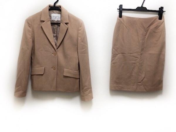 ef-de(エフデ) スカートスーツ サイズ9 M レディース ライトブラウン