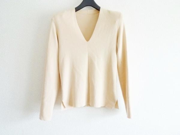 DAISY LIN(デイジーリン) 長袖セーター サイズ40 M レディース ベージュ