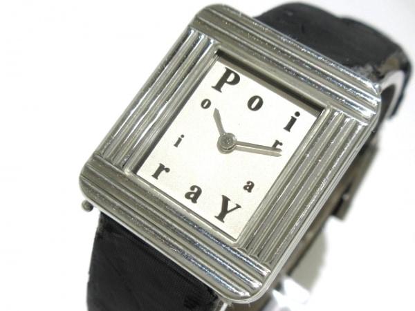 poiray(ポアレ) 腕時計 マ・プルミエ - レディース シルバー