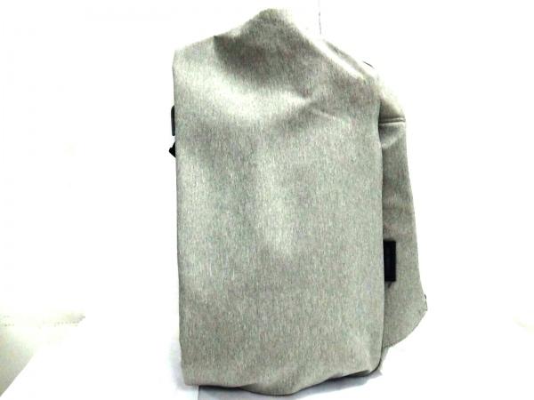 Cote&Ciel(コートエシエル) リュックサック美品  ライトグレー 化学繊維