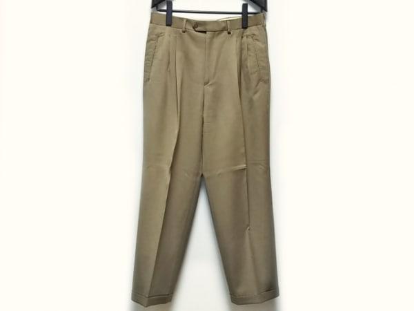 ZANNETTI(ザネッティ) パンツ サイズ48/32 メンズ ブラウン