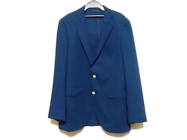UNIVERSAL LANGUAGE(ユニバーサルランゲージ) ジャケット サイズ46 XL メンズ ブルー