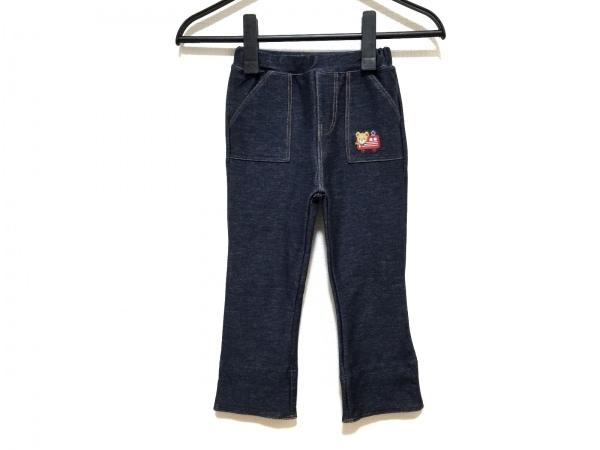 miki HOUSE(ミキハウス) パンツ サイズ100 メンズ ネイビー 100cm