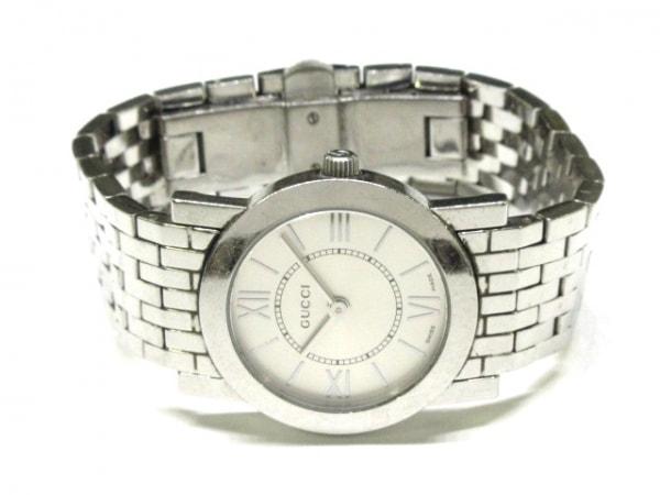 GUCCI(グッチ) 腕時計 5200L.1 レディース シルバー