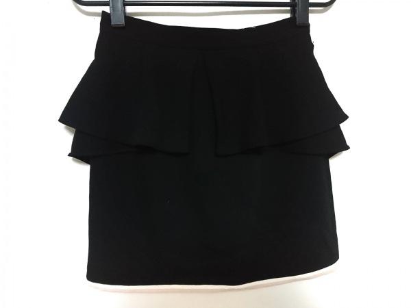 michell Macaron(ミシェルマカロン) スカート サイズS レディース美品  黒