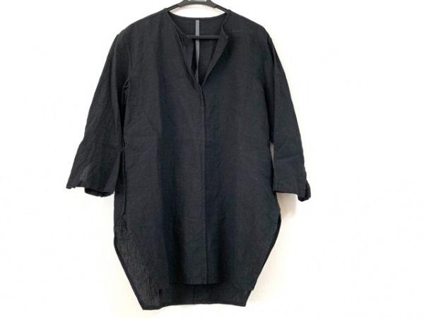 KAZUYUKI KUMAGAI(カズユキクマガイ) 長袖カットソー サイズ1 S メンズ 黒
