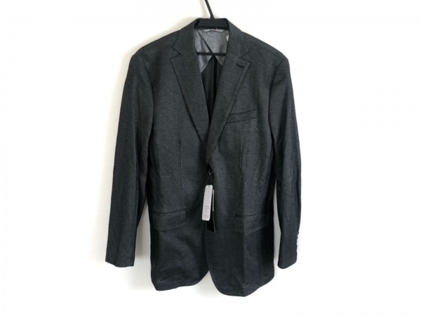 INTERMEZZO(インターメッツォ) ジャケット サイズLL メンズ美品  黒