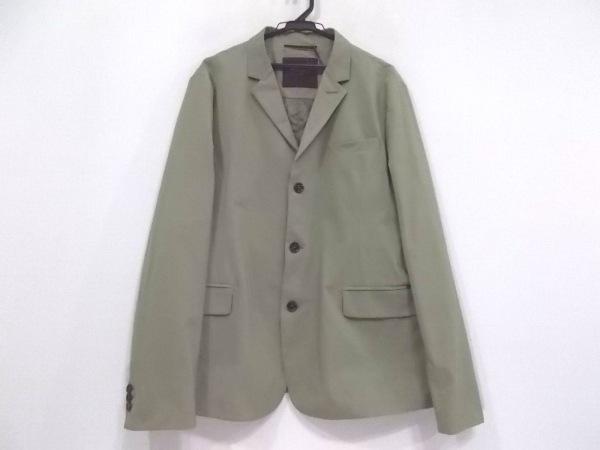 MOORER(ムーレー) ジャケット サイズ52 メンズ ダークグリーン