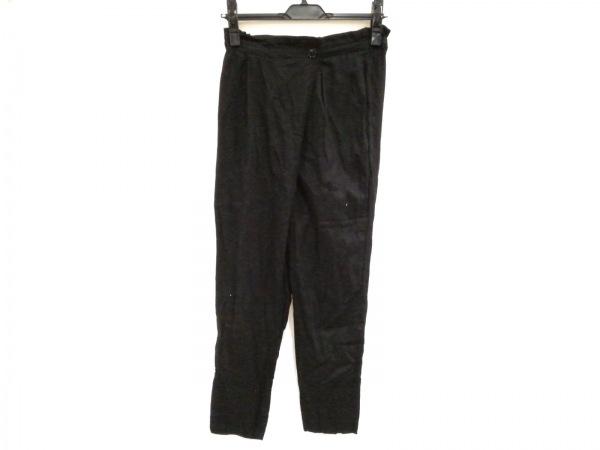PLAIN PEOPLE(プレインピープル) パンツ サイズ2 M レディース 黒