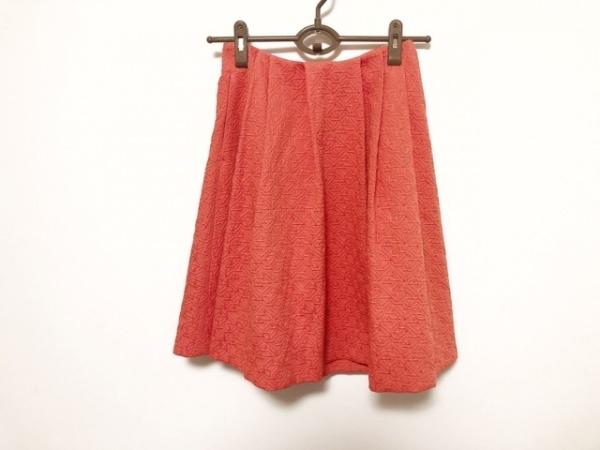 オープニングセレモニー スカート サイズS S レディース美品  レッド