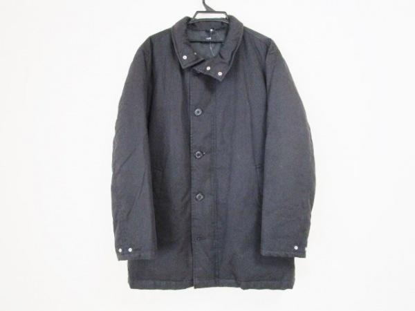 23区 HOMME(ニジュウサンク オム) ダウンコート サイズ50 メンズ 黒