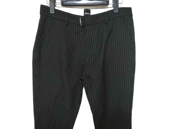 DRWCYS(ドロシーズ) パンツ サイズ1 S レディース美品  黒 ストライプ