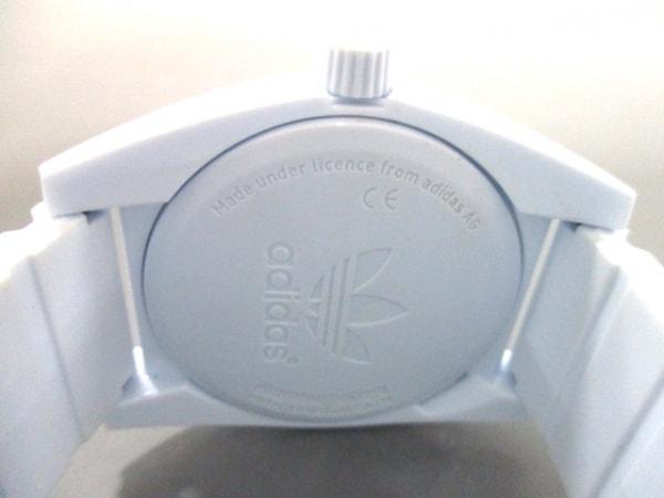 adidas(アディダス) 腕時計 サンティアゴ ADH2806 ボーイズ 白