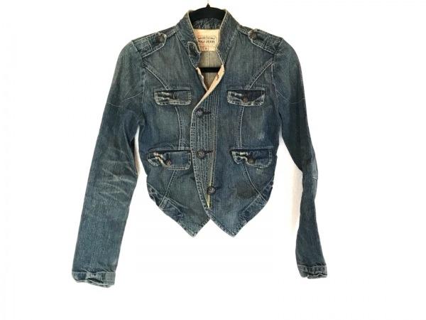 Polo Jeans(ポロジーンズ) Gジャン サイズS レディース ネイビー 春・秋物