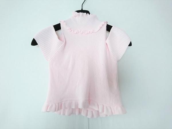 Honey mi Honey(ハニーミーハニー) セーター サイズF レディース ピンク