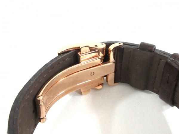 SEIKO(セイコー) 腕時計 PRESAGE 4R57-00E0 メンズ 革ベルト/裏スケ シルバー