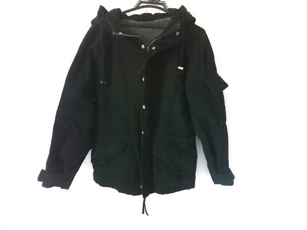 ROSSO(ロッソ) コート サイズM メンズ 黒 冬物