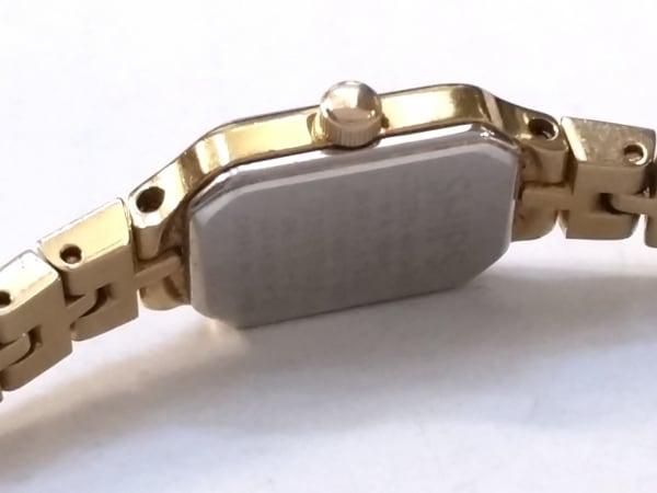 シチズン 腕時計 5421-S065071 レディース ×SHIPS/ラインストーン アイボリー