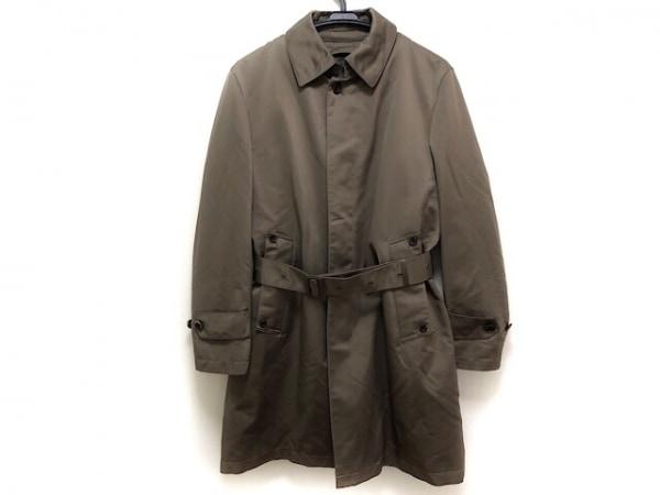 五大陸/gotairiku(ゴタイリク) コート サイズS メンズ ブラウン 冬物