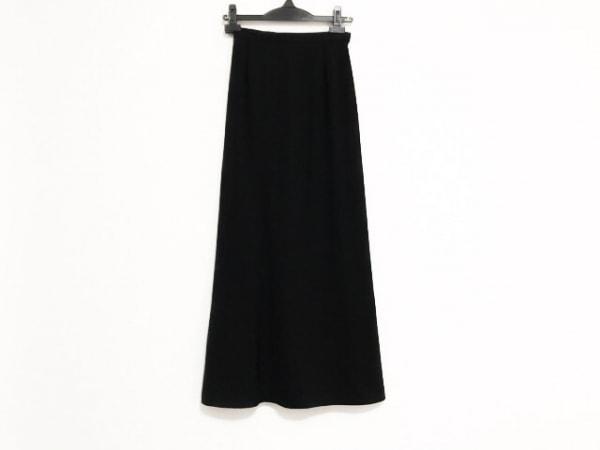 ジーンズポールゴルチエ ロングスカート サイズ40 M レディース美品  黒 FEMME