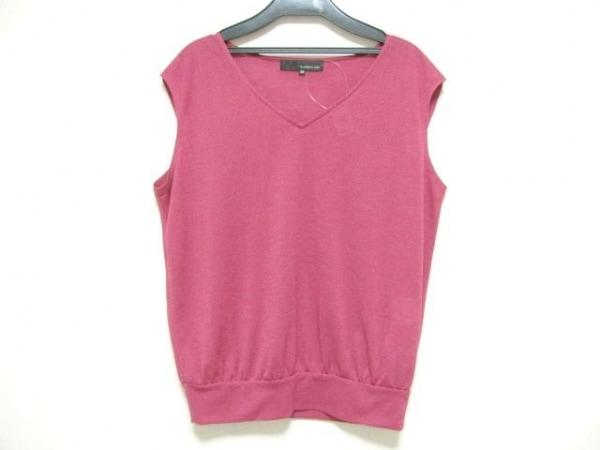 wb(ダブリュービー) ベスト サイズ38 M レディース美品  ピンク