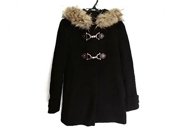 anySiS(エニシス) コート サイズ2 M レディース 黒 冬物
