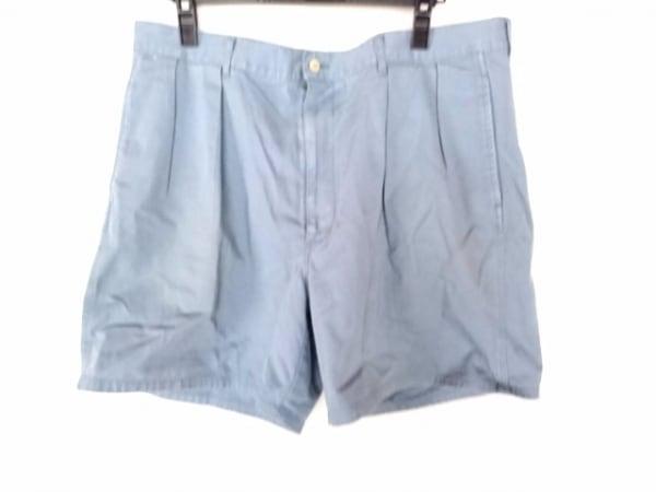 ポロラルフローレン ショートパンツ サイズ38 M メンズ ライトブルー