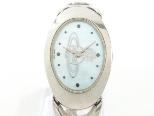ヴィヴィアン 腕時計 VW-9006 レディース シェル文字盤/オーブ シェルブルー