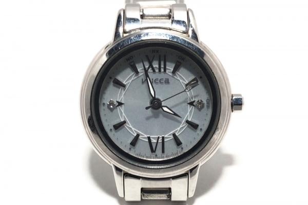 CITIZEN(シチズン) 腕時計 H336-R004558 レディース スワロフスキー シルバー