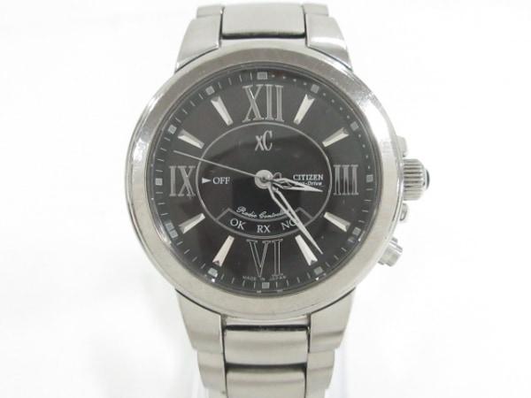 CITIZEN(シチズン) 腕時計 XC H330-T009727 レディース 黒