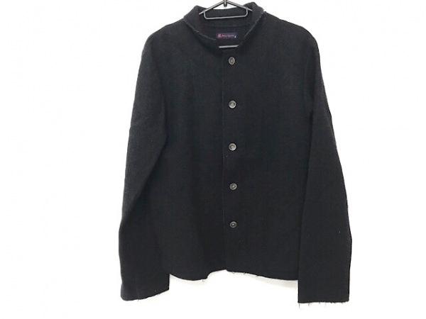 アールバイフォーティーファイブアールピーエム コート サイズ2 M レディース美品  黒