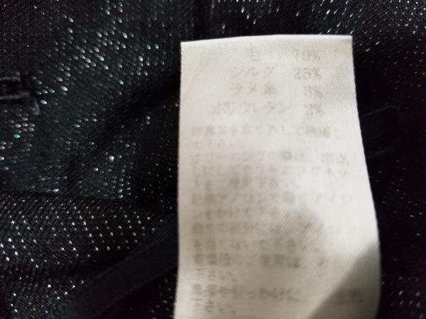 DRESS CAMP(ドレスキャンプ) ショートパンツ サイズ38 M レディース美品  黒 ラメ