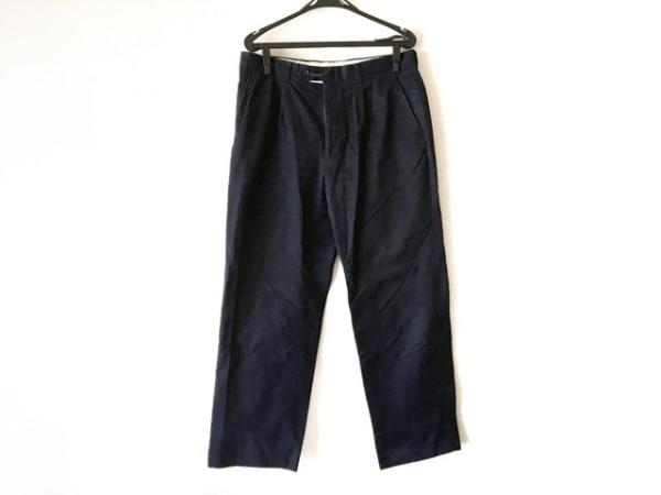 【中古】 バーバリーロンドン Burberry LONDON パンツ メンズ 黒
