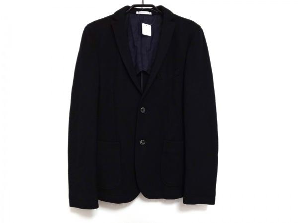 monsieur NICOLE(ムッシュニコル) ジャケット サイズ46 XL メンズ美品  黒