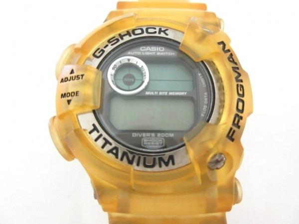 CASIO(カシオ) 腕時計 G-SHOCK/フロッグマン DW-9900WC メンズ グレー