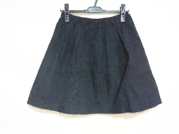【中古】 ドレステリア DRESSTERIOR スカート レディース 黒