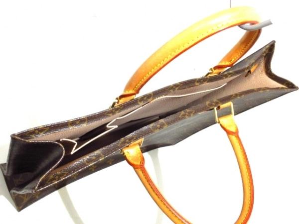 LOUIS VUITTON(ルイヴィトン) ハンドバッグ モノグラム サック・プラ M51140(新型)