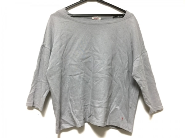 Brocante(ブロカント) 長袖カットソー サイズ2 M レディース ライトグレー