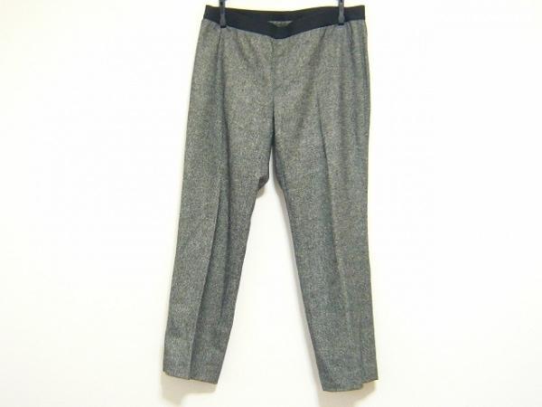 M.Fil(エム.フィル) パンツ サイズ40 M レディース 黒×白×マルチ