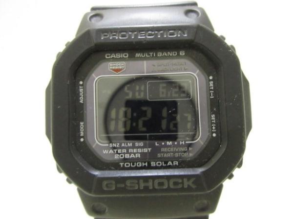 b6bb06adaf CASIO(カシオ) 腕時計 G-SHOCK GW-M5610 メンズ 黒の中古   CASIO ...