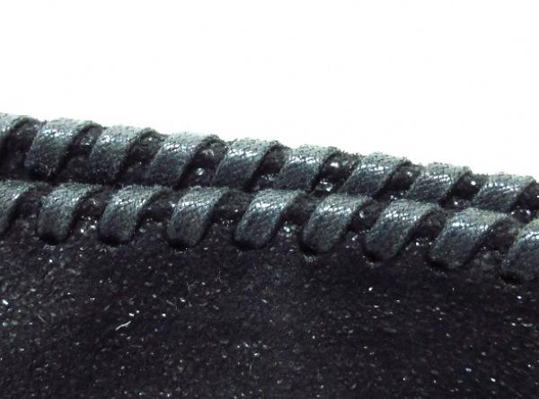 ステラマッカートニー トートバッグ ファラベラミニ 371223 黒 合皮×金属素材
