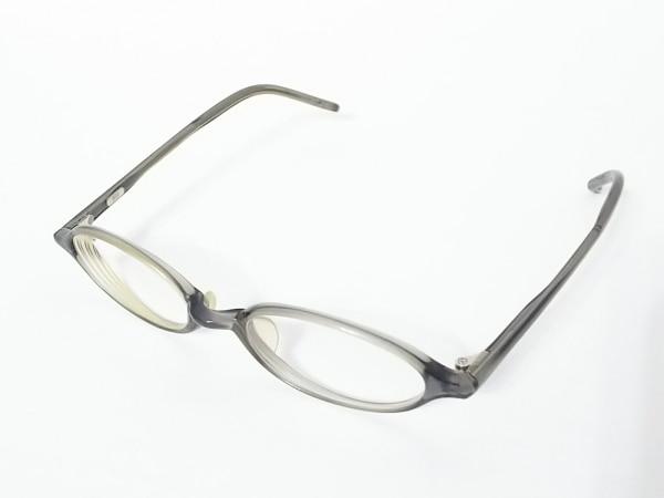 999.9(フォーナインズ) メガネ E-102 カーキ 度入り プラスチック