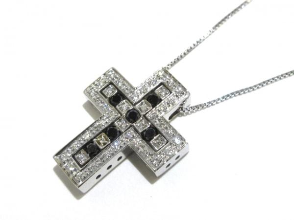 DAMIANI(ダミアーニ) ネックレス美品  ベルエポック 20037227 黒 クロス