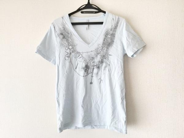 ブラックバレットバイニールバレット 半袖Tシャツ サイズ2 M メンズ