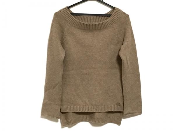 DAISY LIN(デイジーリン) 長袖セーター サイズ40 M レディース グレージュ
