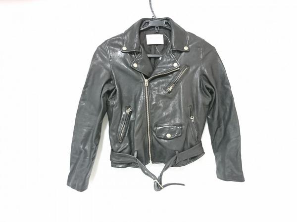 ビューティフルピープル ライダースジャケット サイズ150 レディース 黒
