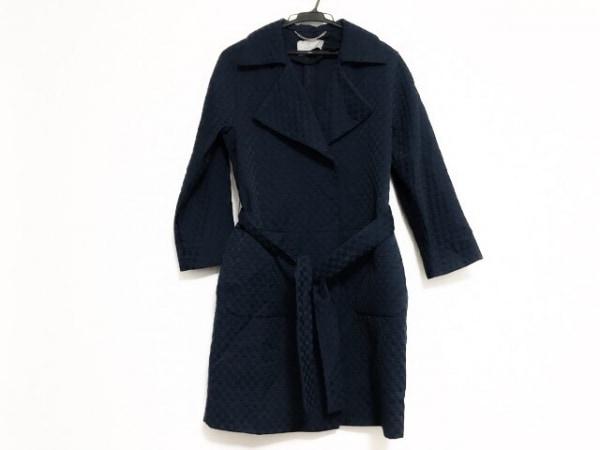 MARELLA(マレーラ) コート サイズ40 M レディース美品  ネイビー 春・秋物